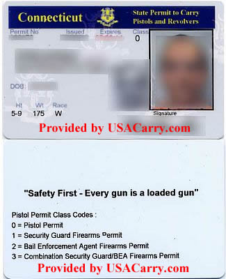 ct pistol permits and blue cards ljb security training. Black Bedroom Furniture Sets. Home Design Ideas